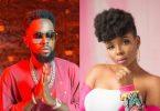 Patoranking And Yemi Alade Spark Dating Rumour